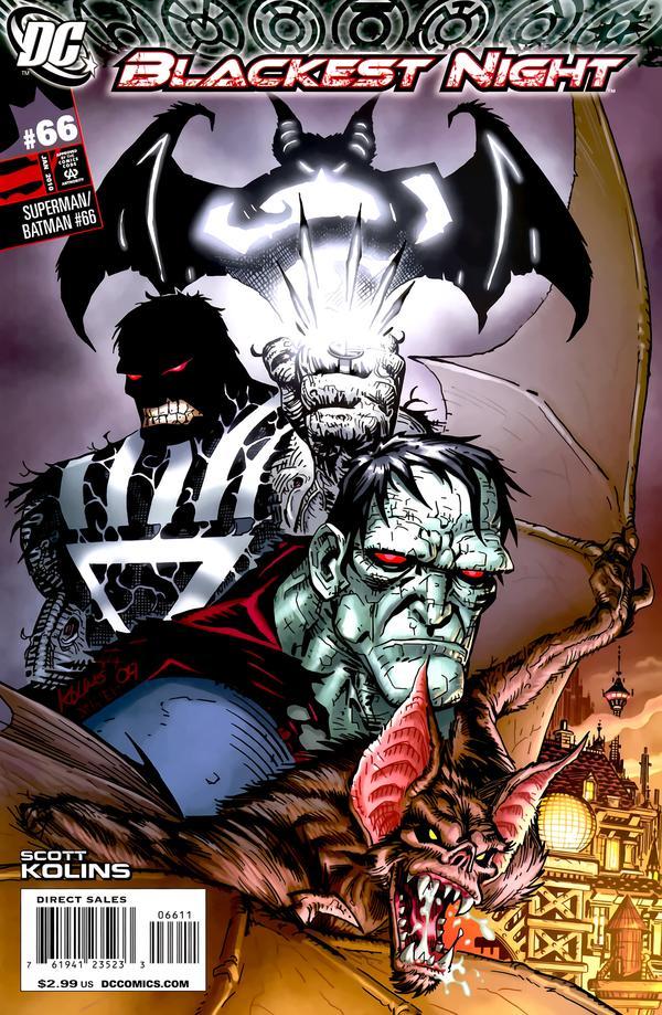 Superman / Batman #66