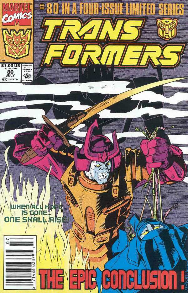 The Transformers #80