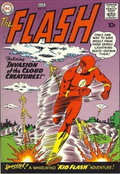 The Flash #111