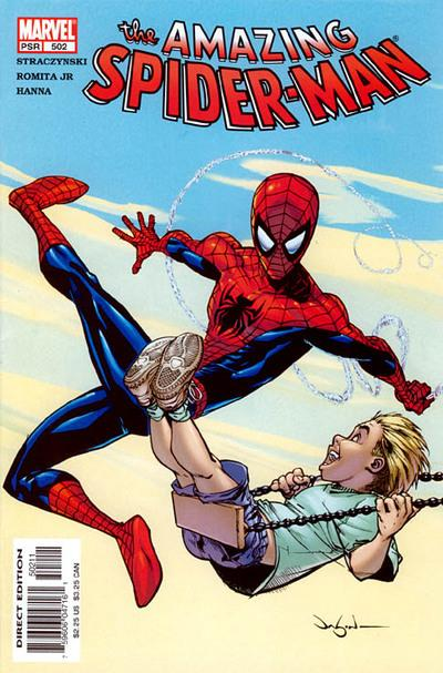 The Amazing Spider-Man #502