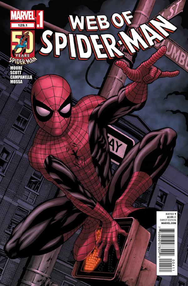 Web of Spider-Man #129.1