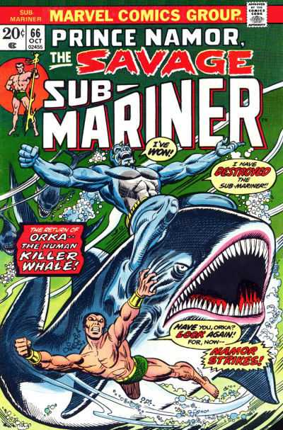 Sub-Mariner #66