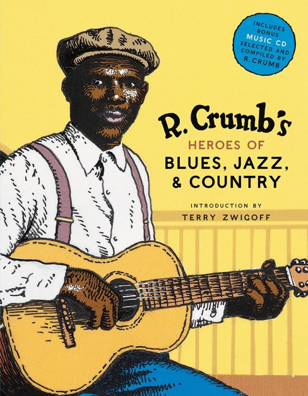 Heroes of Blues, Jazz, and Country HC