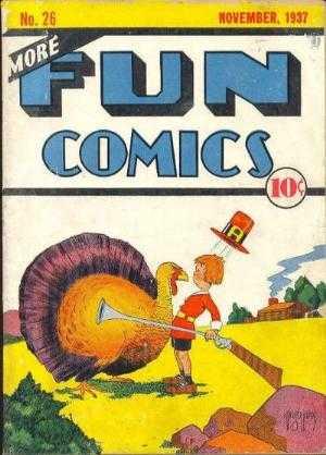 More Fun Comics #26