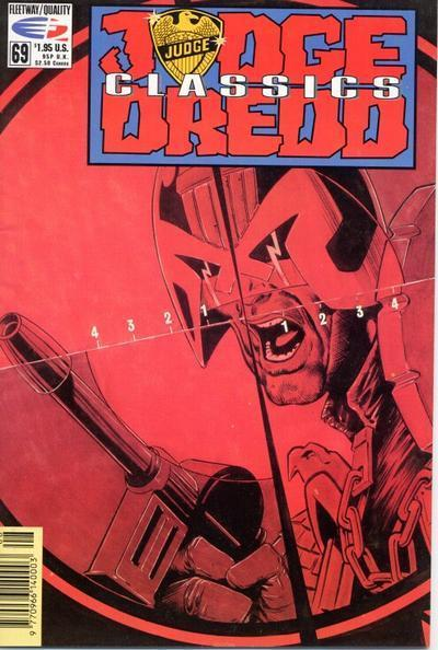 Judge Dredd Classics #69