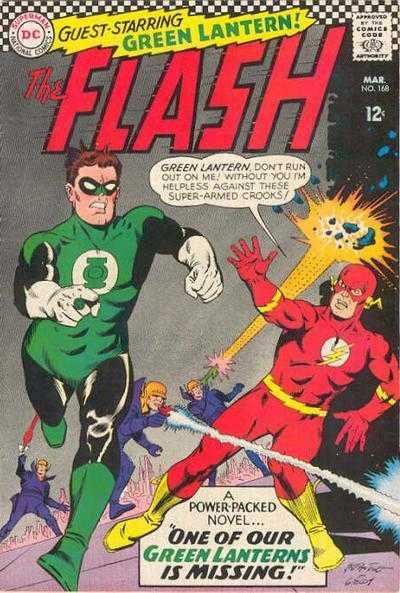 The Flash #168