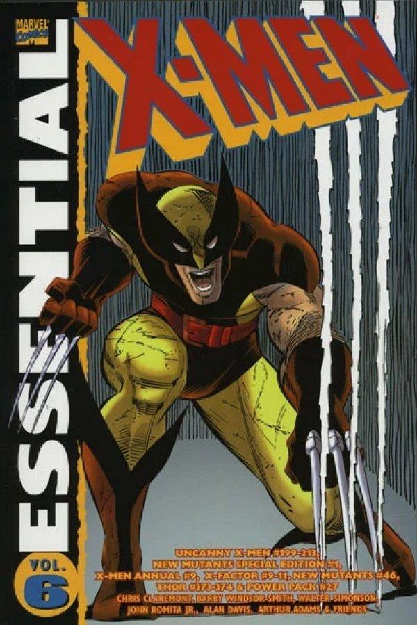 Essential X-Men Vol. 6 TP New Ed