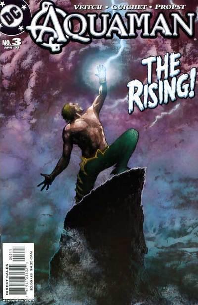 Aquaman #3