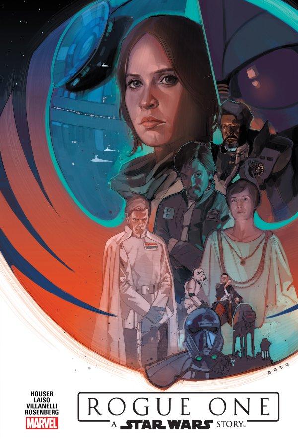 Star Wars: Rogue One Adaptation HC