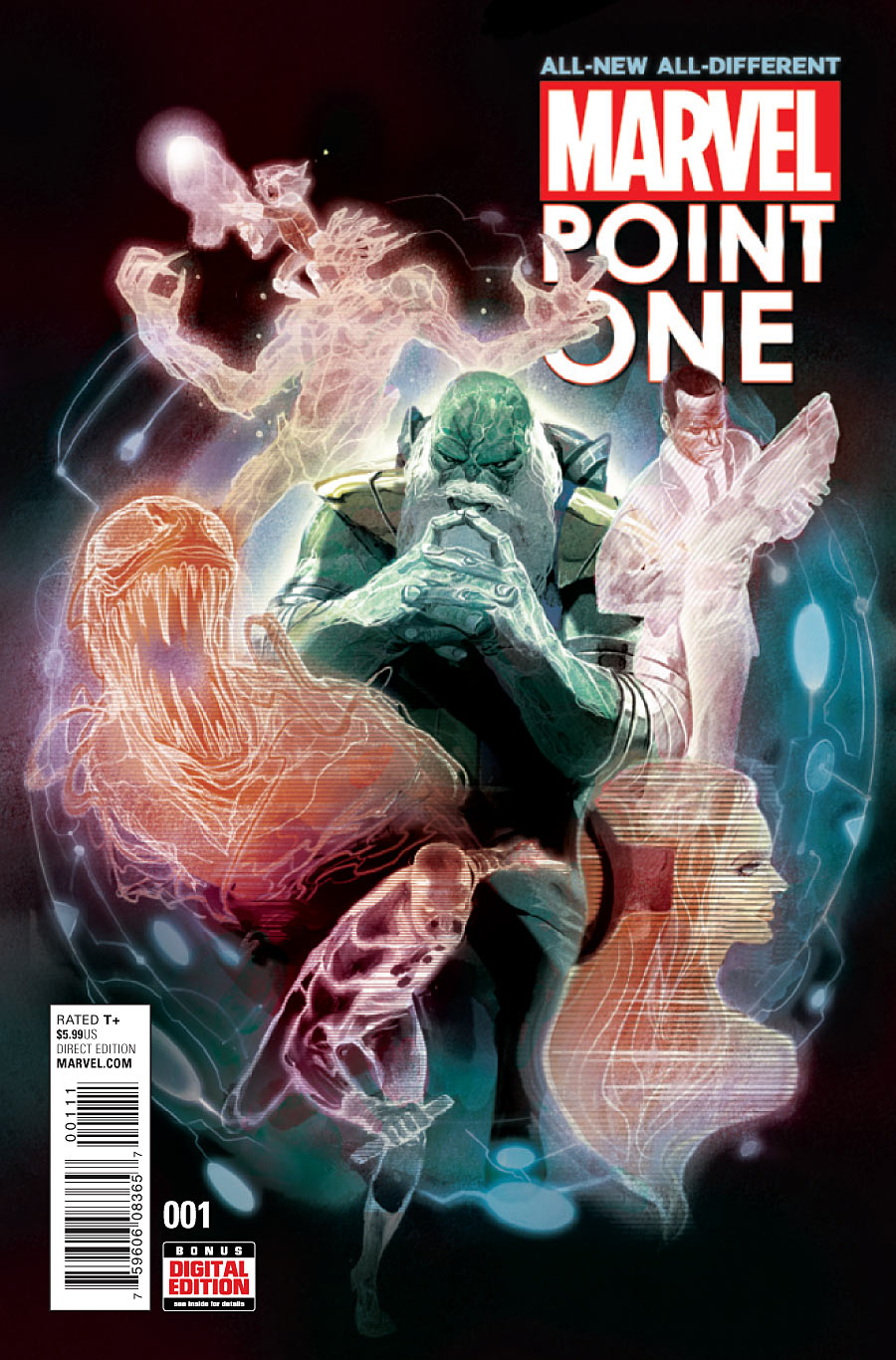 All-New, All-Different Marvel Point One #1