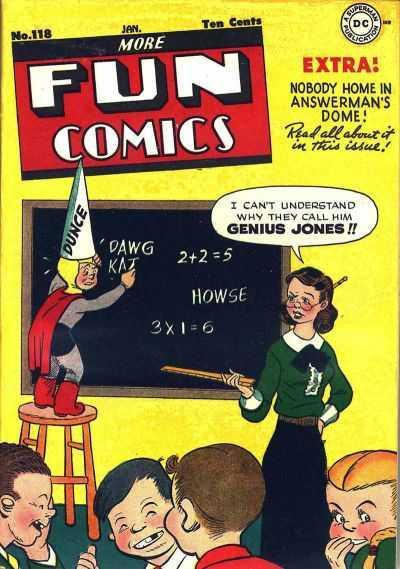 More Fun Comics #118