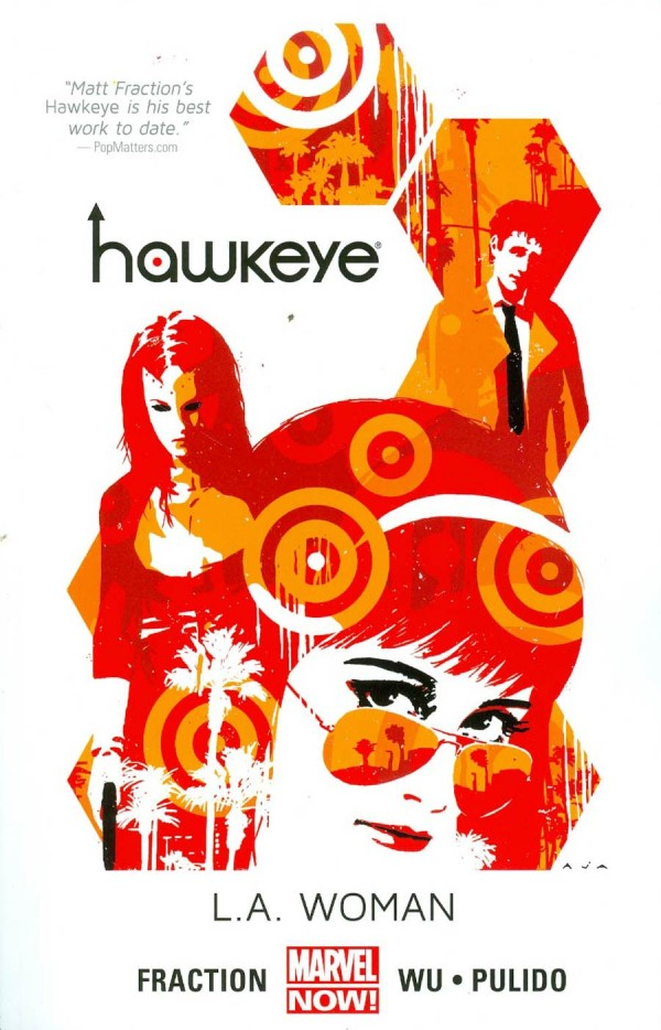 Hawkeye Vol. 3: LA Woman TP