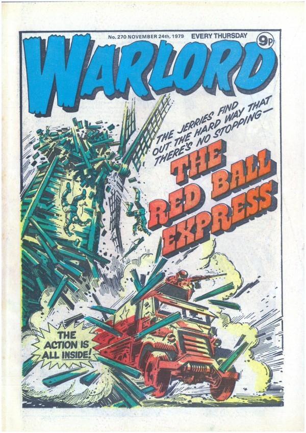 Warlord #270