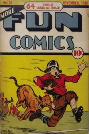 More Fun Comics #37