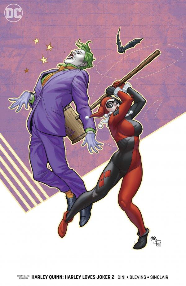 Harley Quinn: Harley Loves Joker #2 Frank Cho Variant