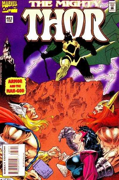 The Mighty Thor #483