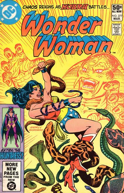 Wonder Woman #277