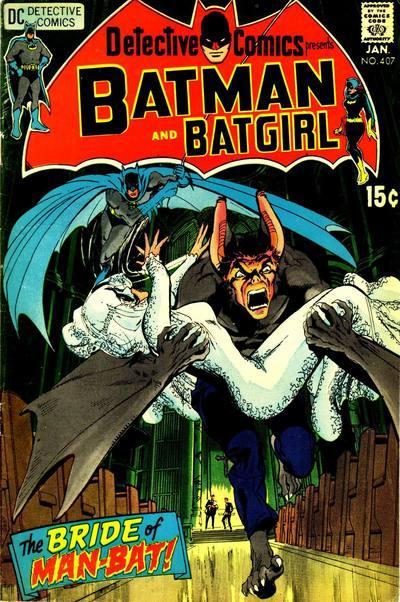 Detective Comics #407