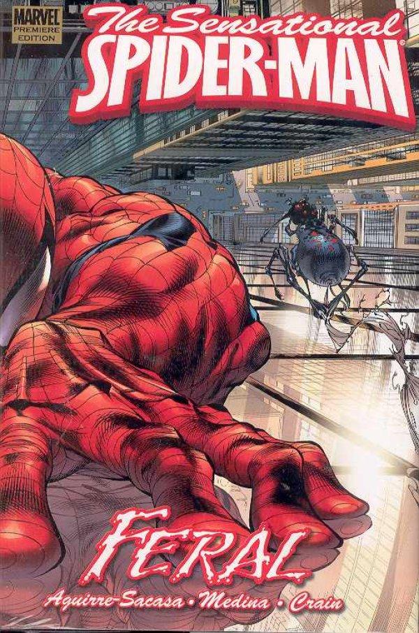 The Sensational Spider-Man HC