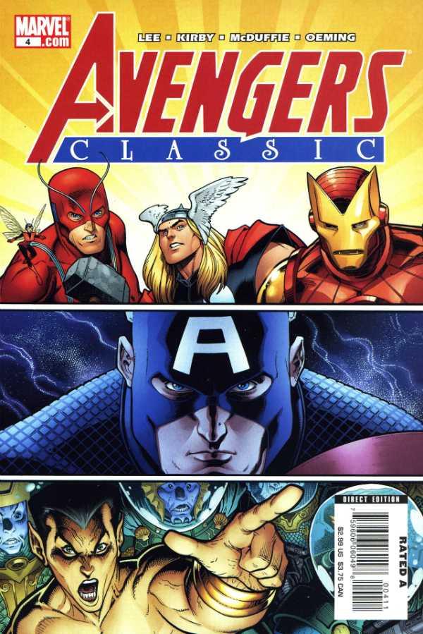 Avengers Classic #4