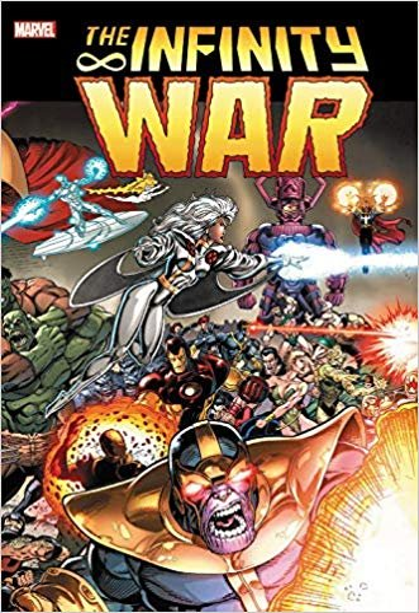 The Infinity War Omnibus HC