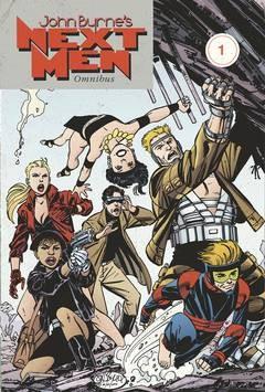 John Byrnes Next Men Omnibus Vol. 1