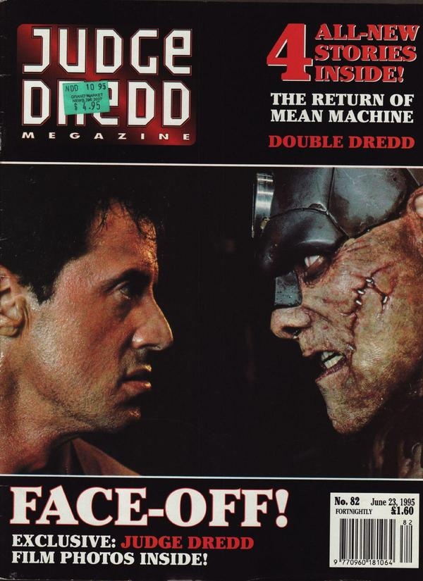 Judge Dredd: The Megazine #82
