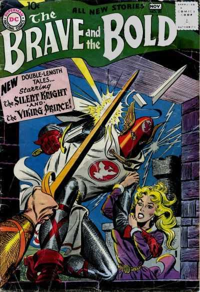 The Brave and the Bold #20