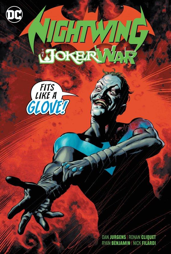 Nightwing: The Joker War HC