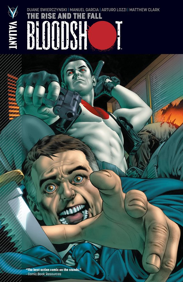 Bloodshot Vol. 2: Rise and the Fall TP