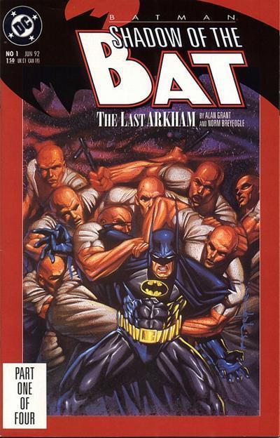 Batman: Shadow of the Bat #1