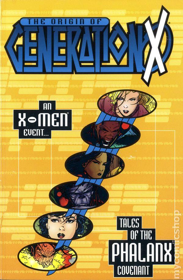 X-Men Origin of Generation X TP