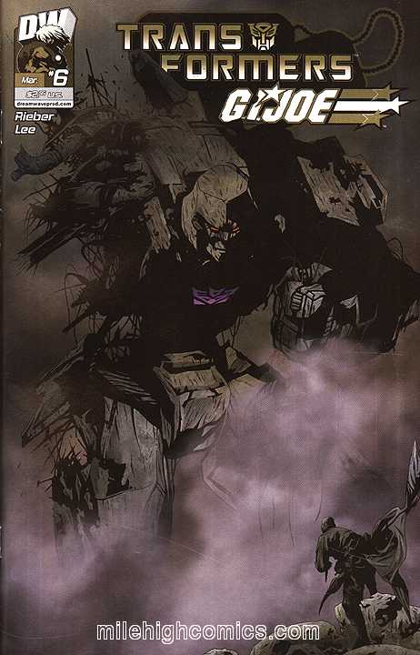 Transformers/G.I. Joe #6