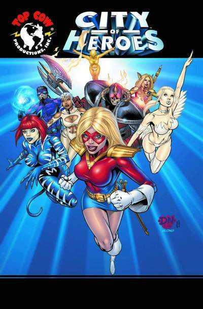 City of Heroes #17