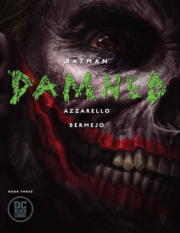 Batman: Damned #3