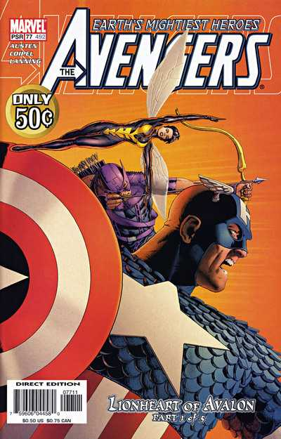 The Avengers #77