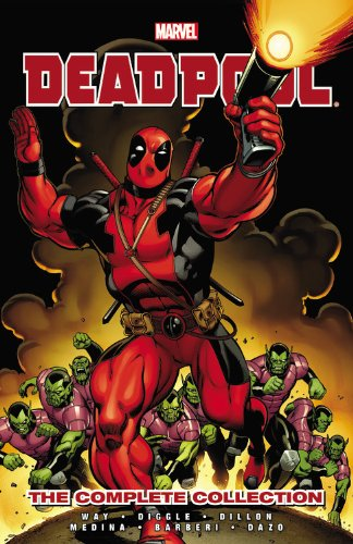Deadpool by Daniel Way: The Complete Collection Vol. 1 TP