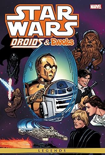 Star Wars: Droids & Ewoks Omnibus HC