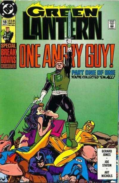 Green Lantern #18