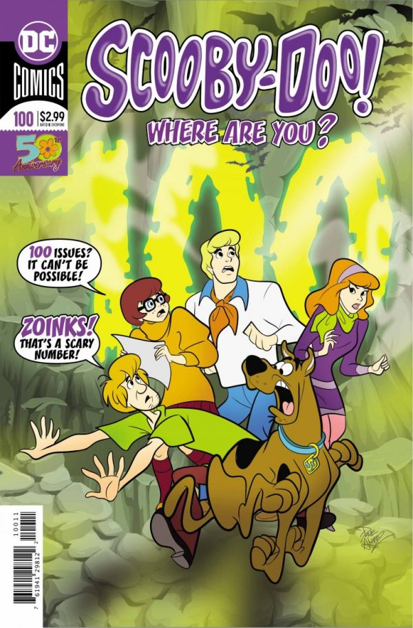Scooby-Doo, Where Are You? #100