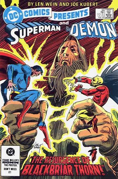 DC Comics Presents #66