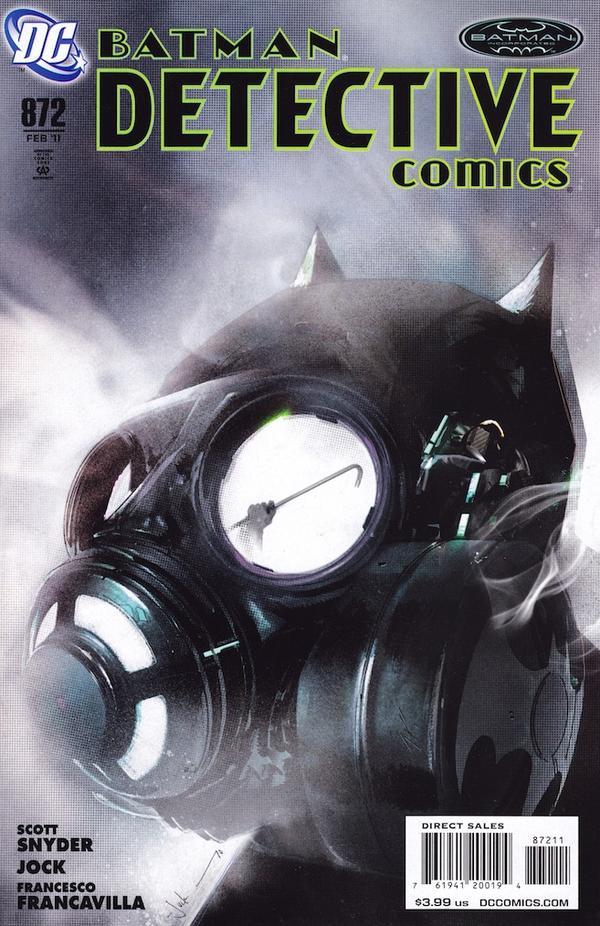 Detective Comics #872