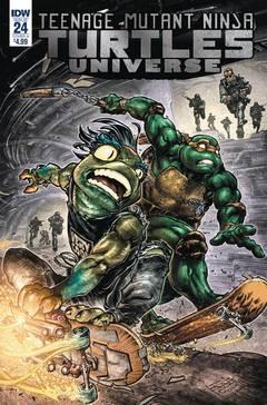Teenage Mutant Ninja Turtles: Universe #24