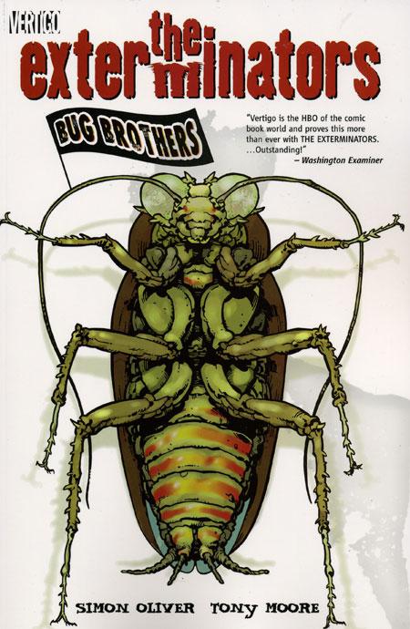 The Exterminators Vol. 1: Bug Brothers TP