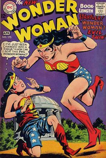 Wonder Woman #175
