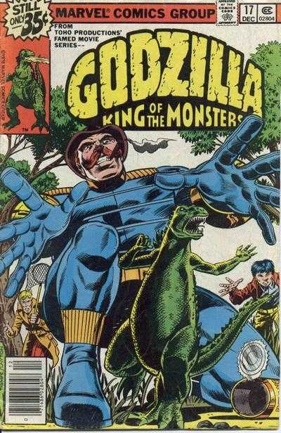 Godzilla: King of the Monsters #17