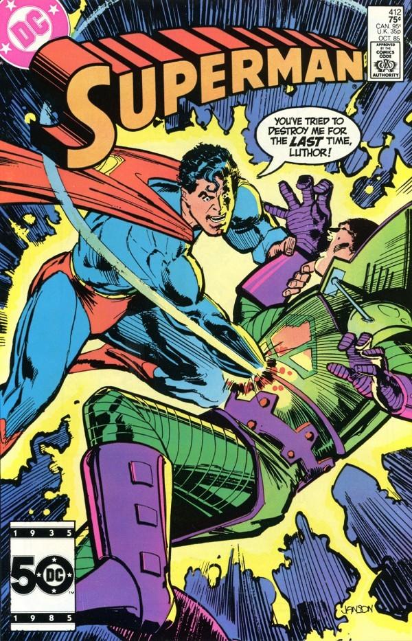 Superman #412