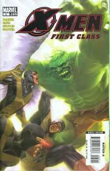 X-Men: First Class #5