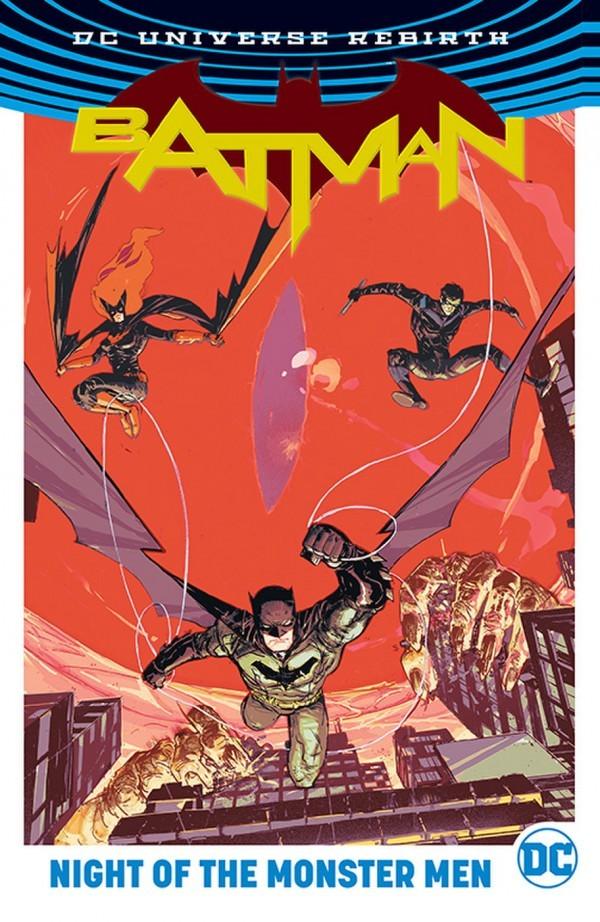 Batman: Night of the Monster Men TP