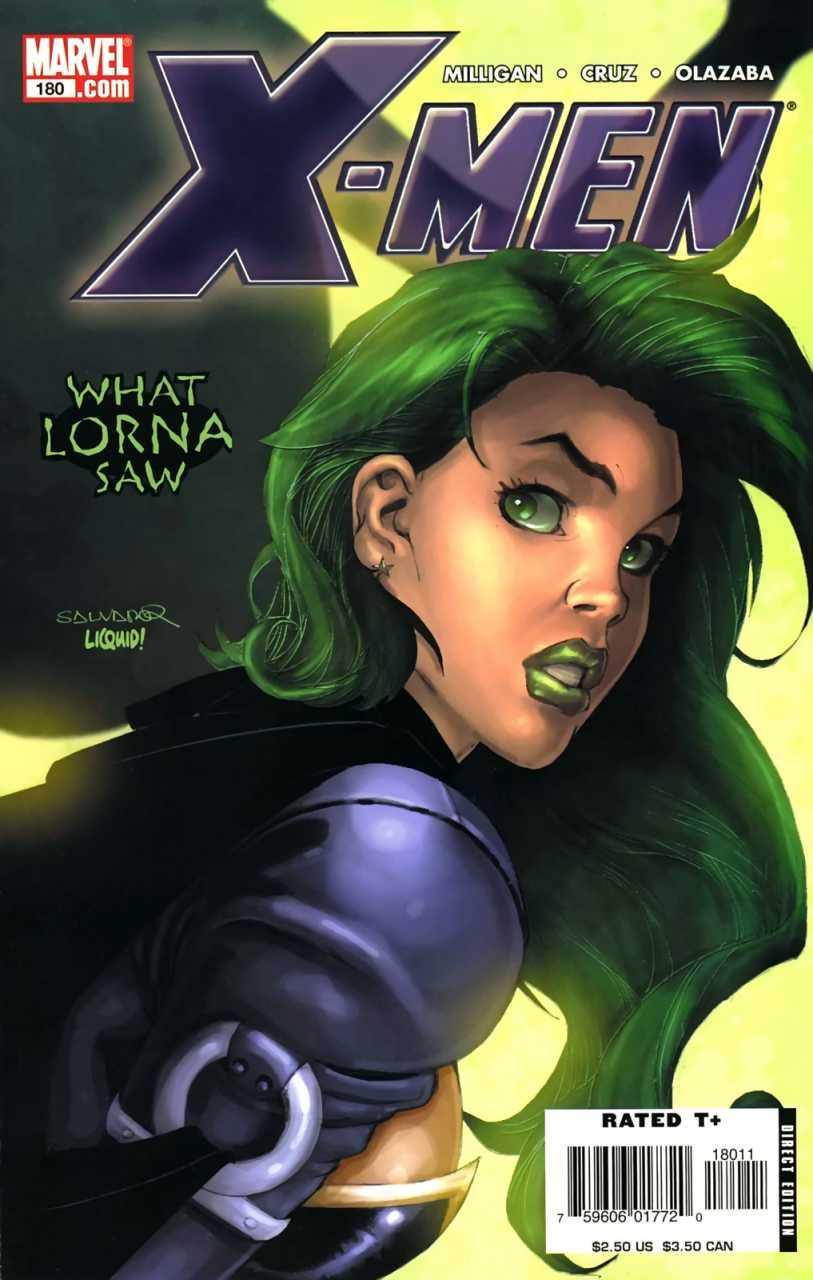 X-Men #180